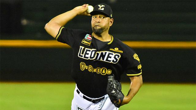 Beisbol, LMB: César Valdez extendió su invicto a 8-0