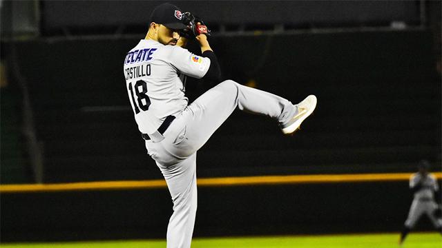Beisbol, LMB: Jorge Luis Castillo frenó a la ofensiva melenuda