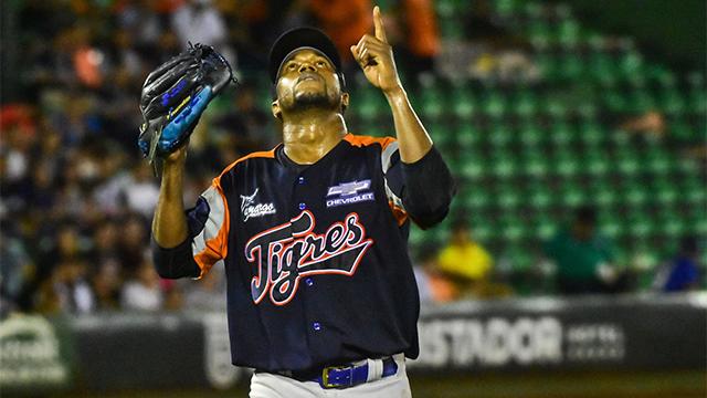 Beisbol, LMB: Hermético pitcheo da triunfo y serie a Tigres en el Kukulcán