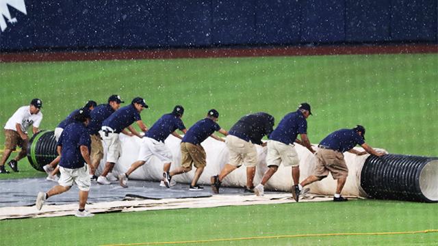 Beisbol, LMB: Lluvia impide duelo en la cumbre en Monterrey