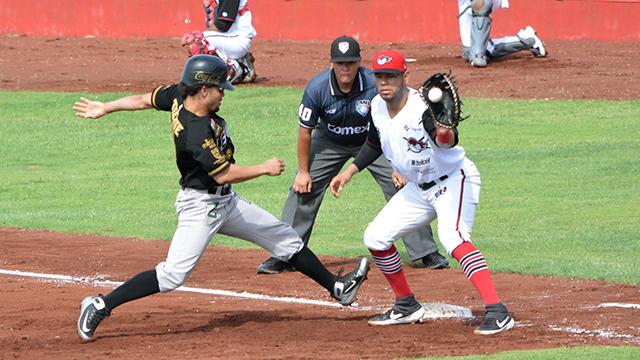 Beisbol, LMB: Piratas se llevó el juego del lunes en Campeche