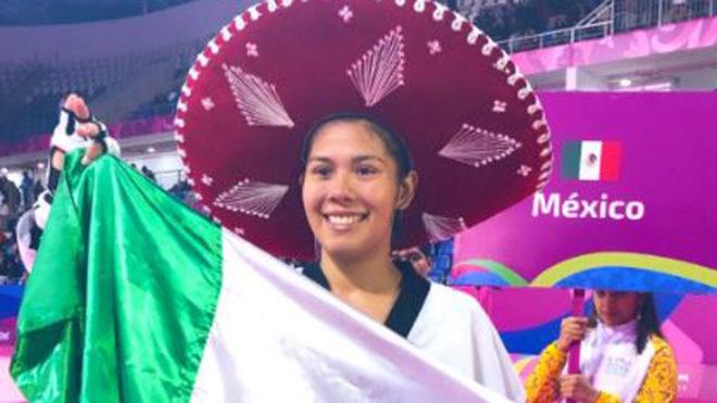 Juegos Panamericanos: Briseida Acosta campeona Panamericana de Taekwondo