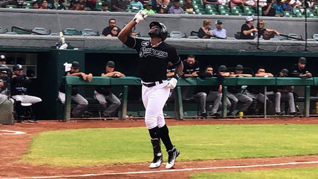 Beisbol, LMB: Con el bat de Rainel Rosario, Saraperos obtuvo su octavo triunfo en fila