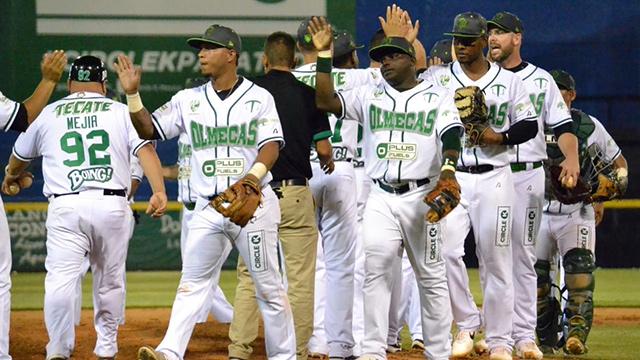 Beisbol, LMB: Juan Pablo Oramas guió un nuevo triunfo de Olmecas