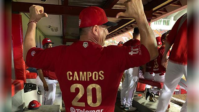 Beisbol, LMB: Triunfo 200 para Francisco Campos