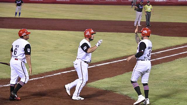 Beisbol, LMB: Doble asalto filibustero en Campeche para asegurar la serie