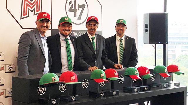 Beisbol, LMB, FEMEBE: '47 se presentó como la gorra oficial de la Selección Mexicana de Beisbol