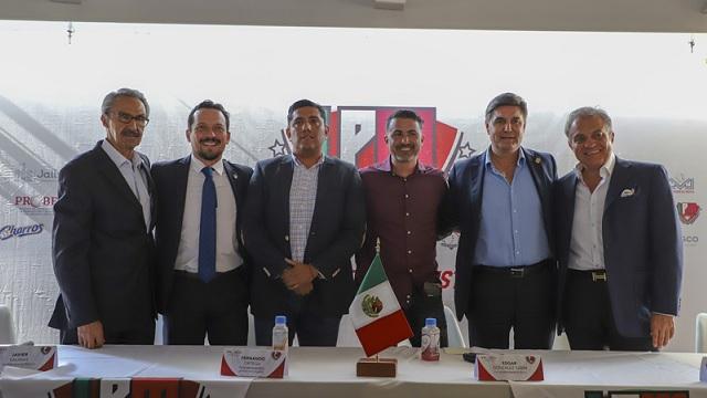 Beisbol, FEMEBE: Lanzan la Liga de Prospectos de México, la joya de la corona de PROBEIS