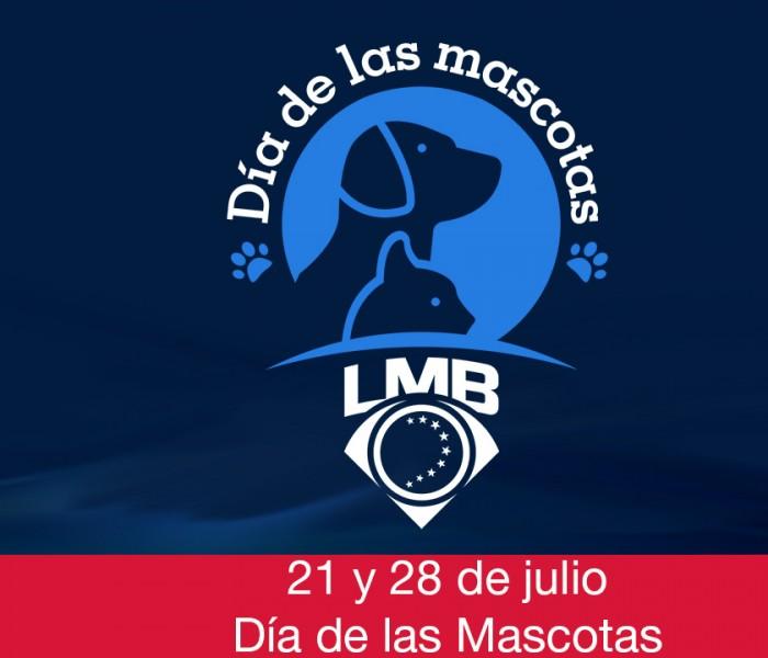 Beisbol, LMB: La Liga Mexicana de Beisbol celebrará el Día de las Mascotas