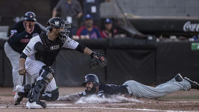 Beisbol, LMB: Los Dos Laredos se llevó la serie de la otra frontera