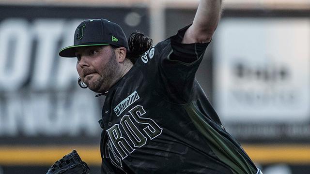 Beisbol, LMB: Russell dominó en el triunfo de los Toros en la frontera