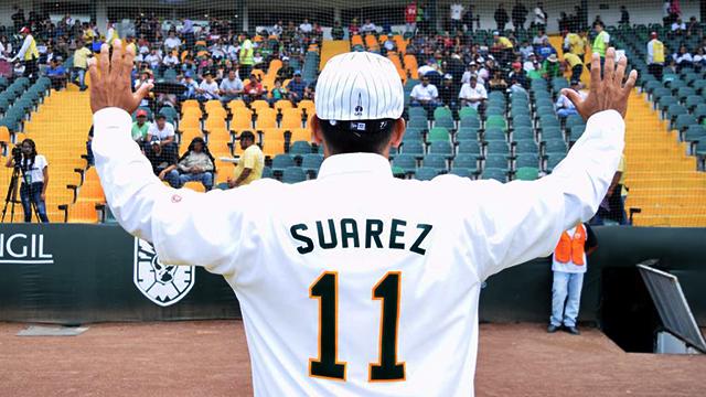 Beisbol, LMB: Luis Mauricio Suárez anunció su retiro