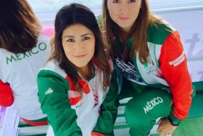 Deportes: Maricela Montemayor lista para los Panamericanos