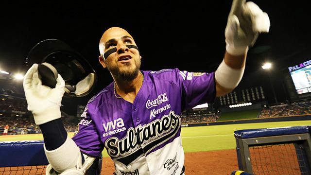 Beisbol, LMB: Sultanes aseguró la serie en casa sobre Diablos Rojos