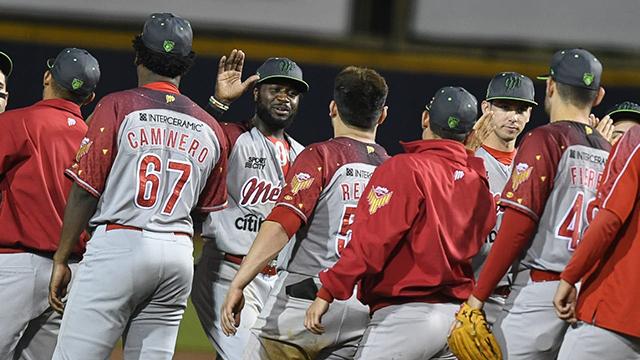 Beisbol, LMB: Diablos venció en extra innings con producción de Brandon Phillips