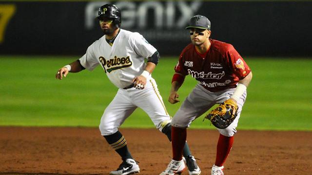 Beisbol, LMB: Diablos toma ventaja ante Pericos