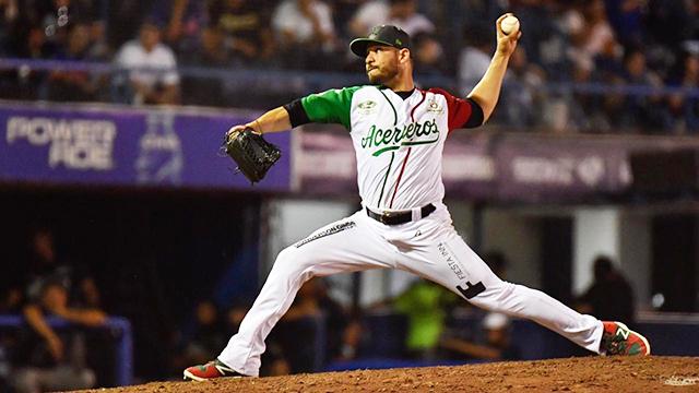 Beisbol,  LMB: Luce Héctor Daniel Rodríguez en triunfo de Acereros