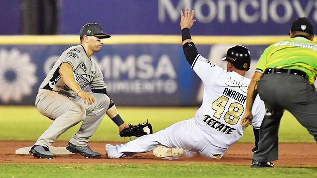 Beisbol, LMB: Sultanes regresó en la novena y empató la serie