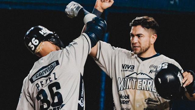 Beisbol, LMB: Bombazo de Félix Pérez definió el juego en el noveno rollo