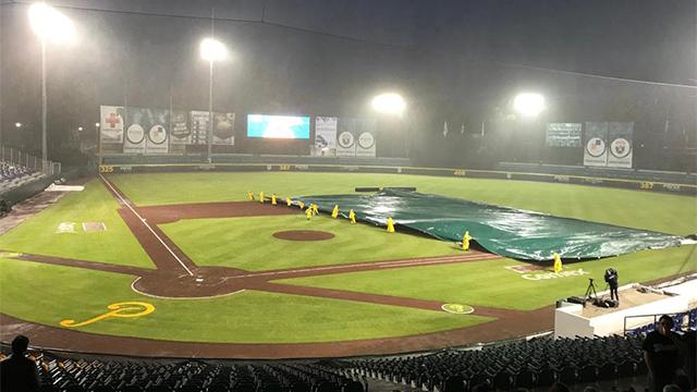 Beisbol, LMB: Cancelada la doble cartelera entre Sultanes y Pericos