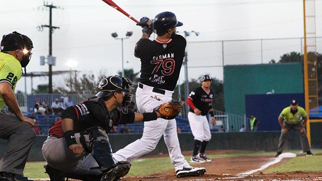 Beisbol, LMB: Los Dos Laredos vencieron a Guerreros en juego de volteretas