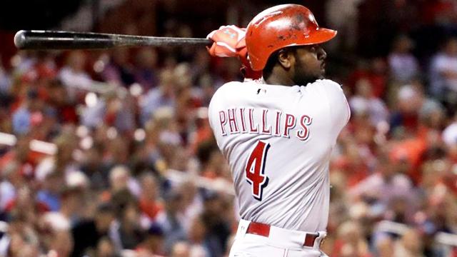 Beisbol, LMB: Brandon Phillips llega a los Diablos Rojos