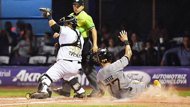 Beisbol, LMB: Acereros vino de atrás para empatar la serie