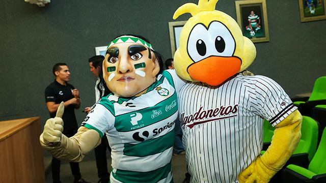 Beisbol, LMB: Algodoneros y Santos Laguna nuevamente juntos
