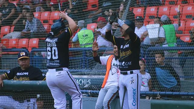 Beisbol, LMB: División de triunfos en el Alberto Romo Chávez