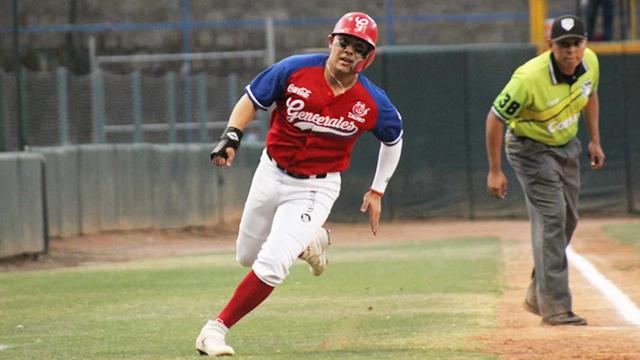 Beisbol, LMB: Moisés Gutiérrez bateó el ciclo en Durango