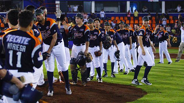 Beisbol, LMB: Walkoff de Tigres y ligaron su séptima victoria