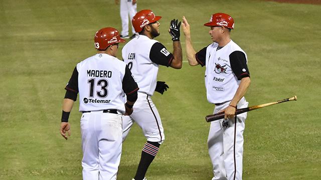 Beisbol, LMB: Piratas venció a Tigres en feria de cuadrangulares