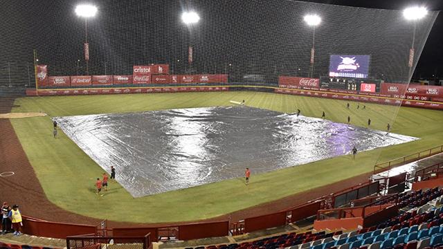 Beisbol, LMB: Cancelado el tercero de la serie en Campeche