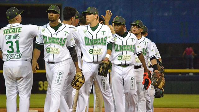 Beisbol, LMB: Joya de Adrián Garza y Olmecas empata la serie con Tigres