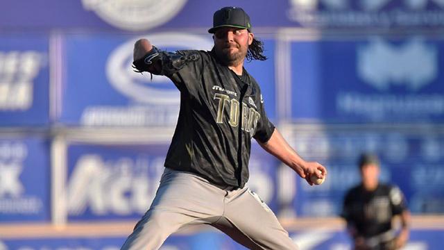 Beisbol, LMB: James Russell frenó a la ofensiva de Monclova con una gran salida