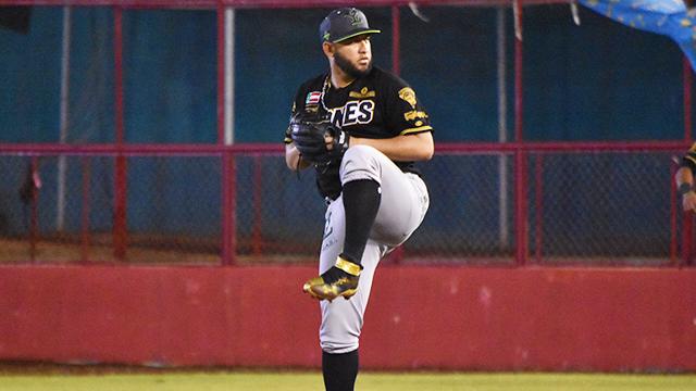Beisbol, LMB: Rugido yucateco en el Nelson Barrera y Negrín llegó a once triunfos