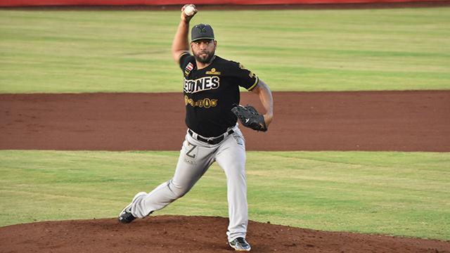 Beisbol, LMB: César Valdez llegó a 13 ganados con Leones