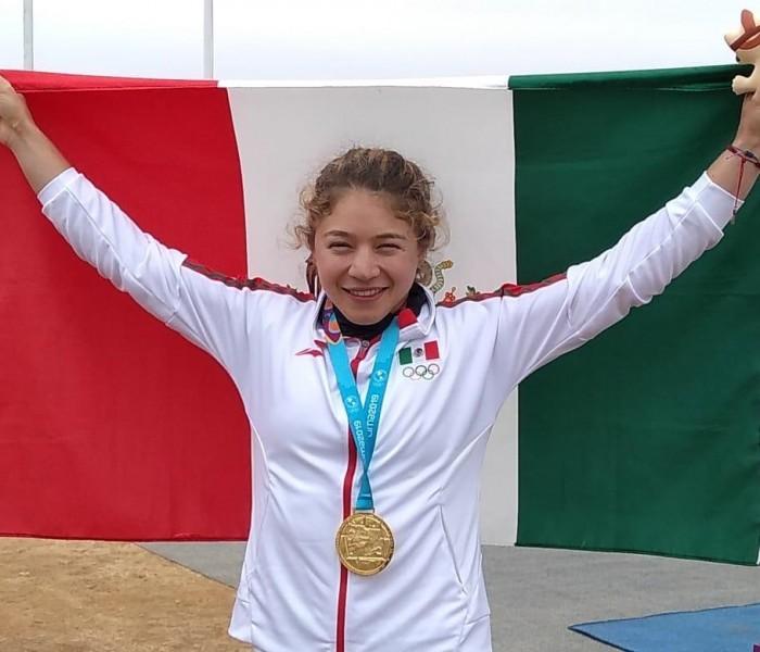 Juegos Panamericanos: Beatriz Briones consigue noveno Oro para México
