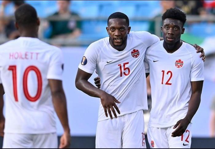 Fútbol: Canadá termina fase de grupos, goleando a Cuba