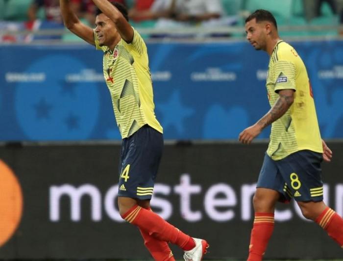 Fútbol: Colombia con paso perfecto y victorioso en fase de grupos