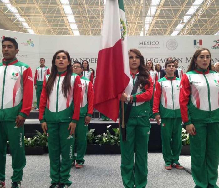 Juegos Panamericanos: Parte de la delegación mexicana viaja a Perú