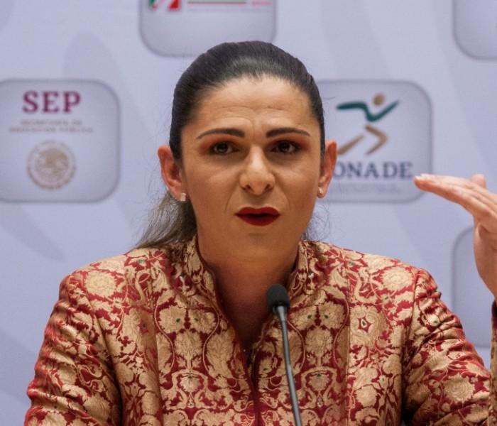 CONADE: Ana Gabriela Guevara inaugura congreso de medicina deportiva