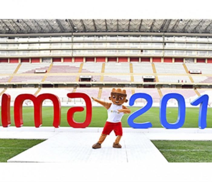 Juegos Panamericanos: Listo el estadio nacional para la inauguración