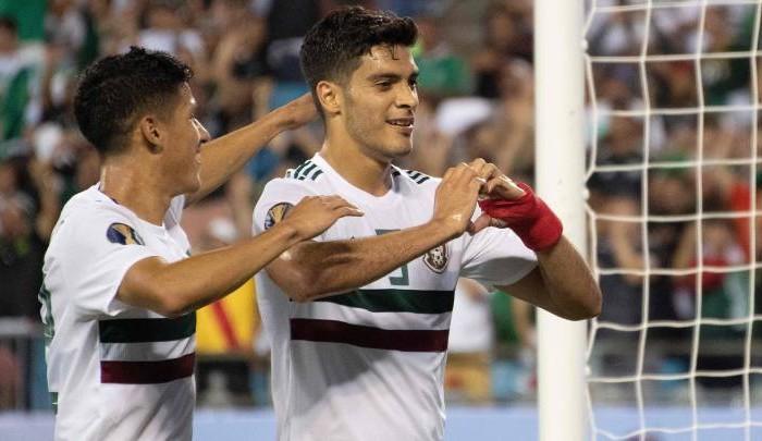 Fútbol: México termina ganando en fase de grupos pero sufre con Martinica