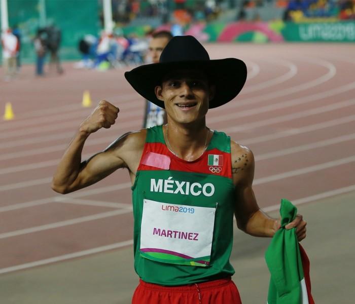 Juegos Panamericanos: México se sube al podio en pruebas de atletismo