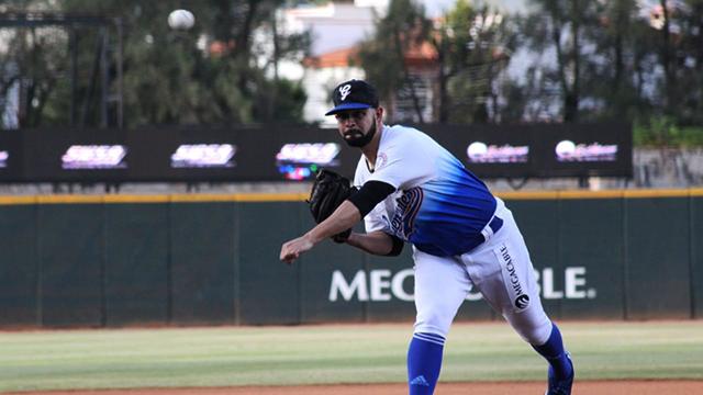 Beisbol, LMB: Sólida apertura de Gaxiola en triunfo de Generales