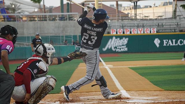 Beisbol, LMB: Rieleros ganó el segundo en la frontera para asegurar la serie