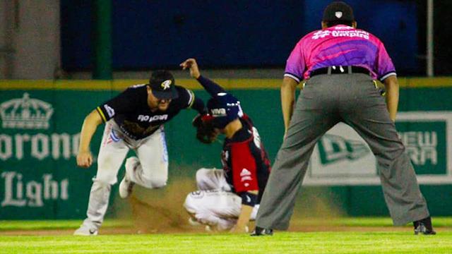 Beisbol, LMB: Rieleros ganó en extra innings en León