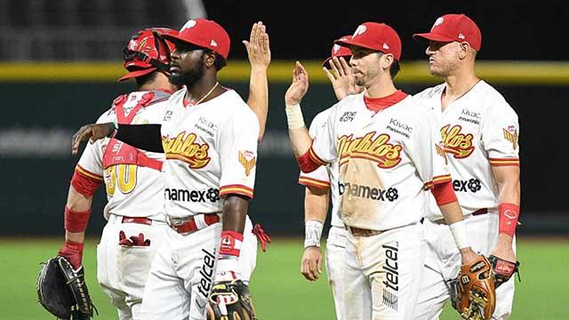 Beisbol, LMB: Regreso de Diablos en el primero de la serie ante Piratas