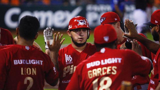 Beisbol, LMB: Piratas se agenció el tercero y la serie completa en Cancún